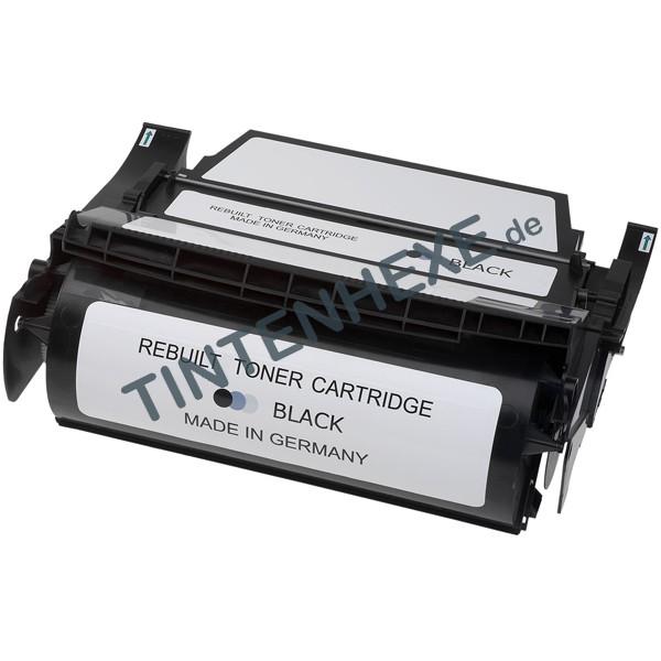 Toner kompatibel zu Lexmark T620 12A6765 Black