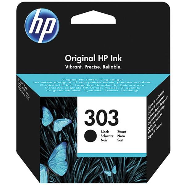 Tintenpatrone HP 303 T6N02AE Black (200 S.)