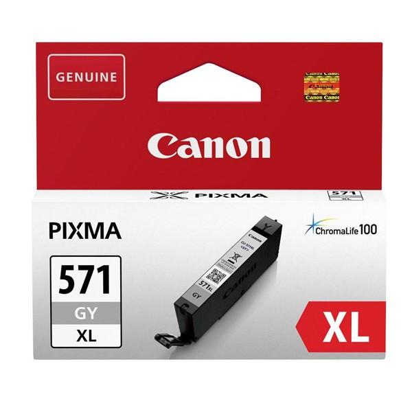 Original Tintenpatronen Canon CLI-571XL 0335C001 Grey