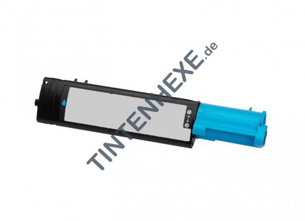 Toner kompatibel zu Epson CX21 C13S050318 Cyan
