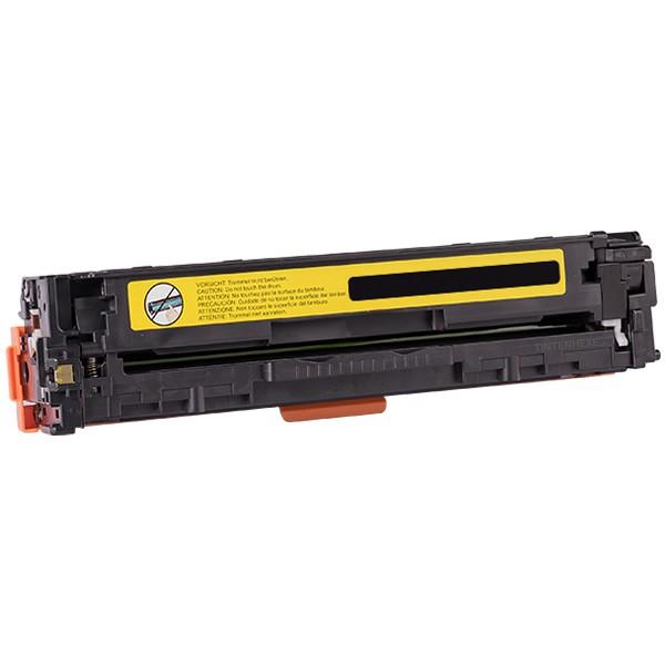 Toner kompatibel zu HP CB542A 125A Yellow