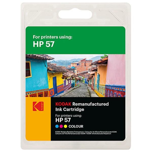 Kodak Tintenpatrone kompatibel zu HP 57 C6657AE Color
