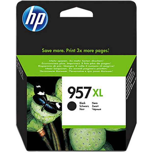 Original Tintenpatrone HP 957XL L0R40AE Black