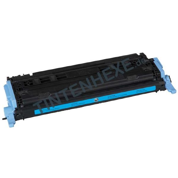 Toner kompatibel zu HP Q6001A 124A Cyan