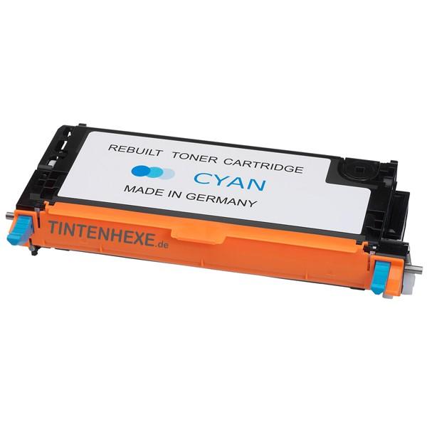 Toner kompatibel zu Lexmark X560H2CG Cyan (10.000 S.)