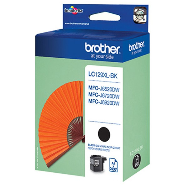 Brother LC129XL-BK Black
