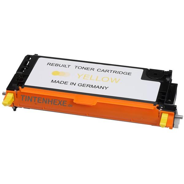 Toner kompatibel zu Lexmark X560H2YG Yellow (10.000 S.)
