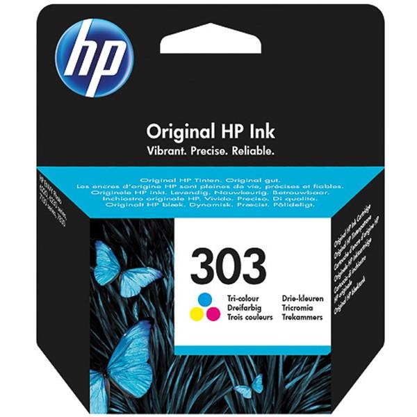 Tintenpatrone HP 303 T6N01AE Color (165 S.)
