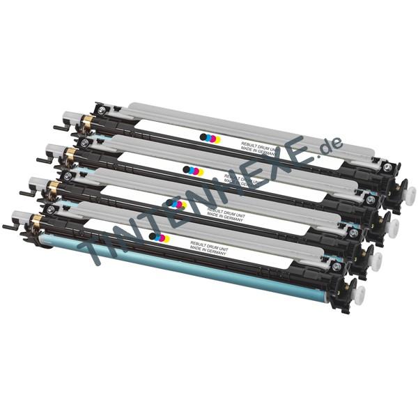 Fotoleiter kompatibel zu Lexmark C734X24G-C53034X (4x 20.000 S.)