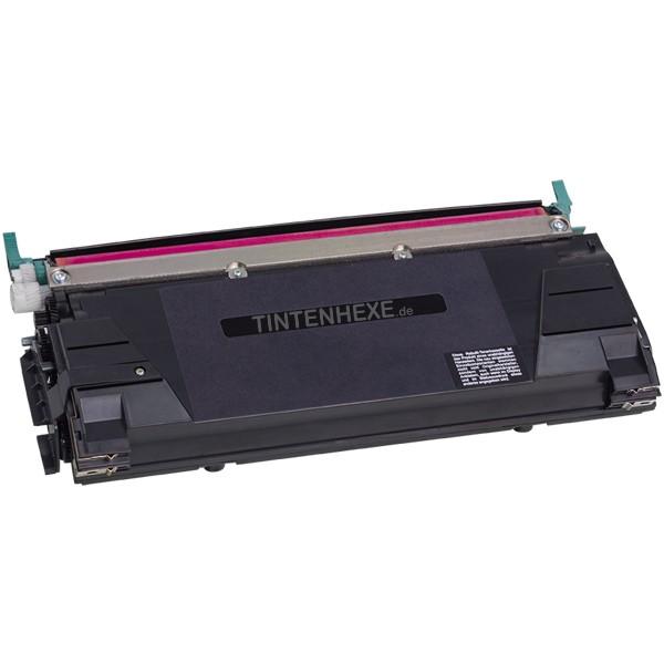 Toner kompatibel zu Lexmark C5240MH C5220MS Magenta (5.000 S.)