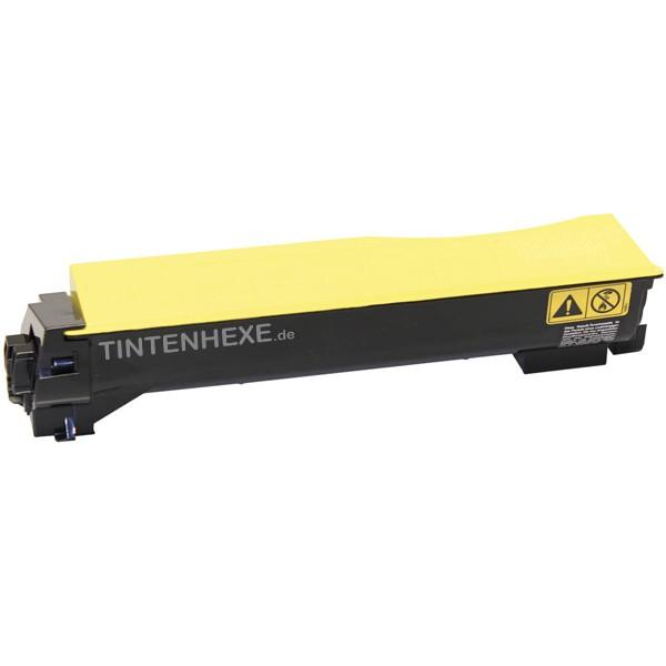 Toner kompatibel zu Kyocera TK-550Y 1T02HMAEU0 Yellow