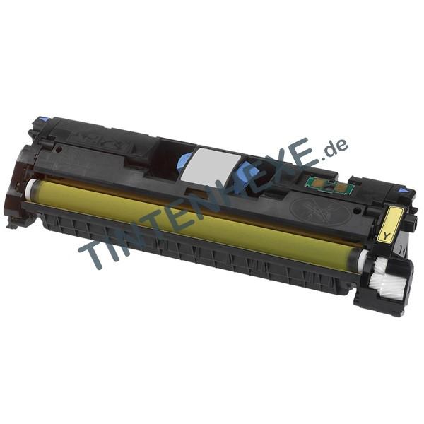 Toner kompatibel zu HP Q3962A 122A Yellow