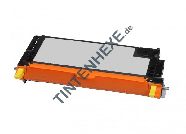 Toner kompatibel zu Epson C3800 C13S051124 Yellow
