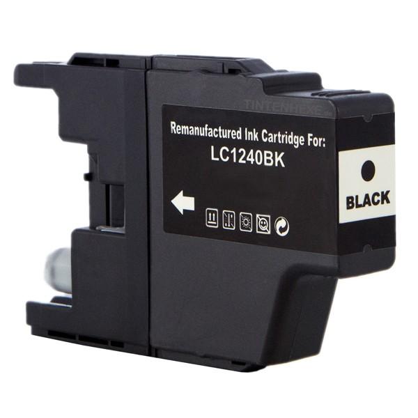 Tintenpatrone kompatibel zu Brother LC1240BK Black (600 S.)