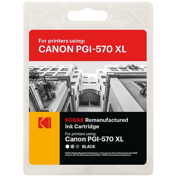 KODAK Tintenpatrone kompatibel zu Canon PGI-570XL 0318C001 Black