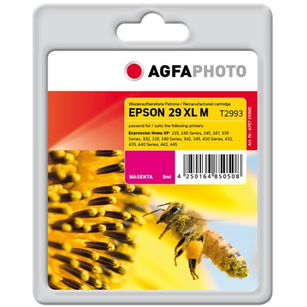 AGFAPHOTO Tintenpatrone kompatibel zu Epson 29XL / T2993 / C13T29934012 Magenta