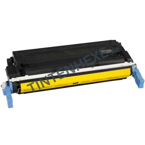 Toner kompatibel zu HP C9722A 641A Yellow