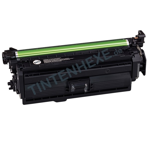 Toner kompatibel zu HP CF320X 653X Black (21.000 S.)