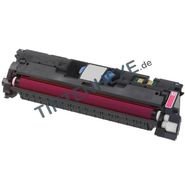 Toner kompatibel zu HP Q3963A 122A Magenta