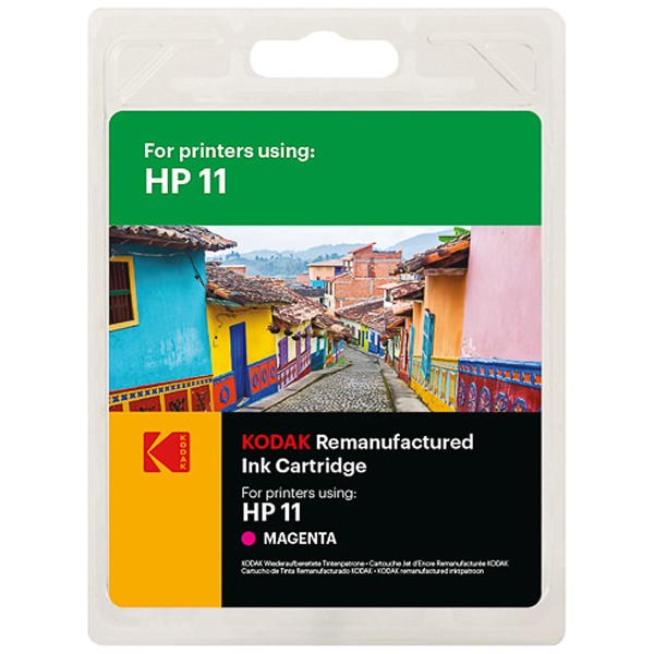 KODAK Tintenpatrone Kompatibel zu HP11 C4837A Magenta