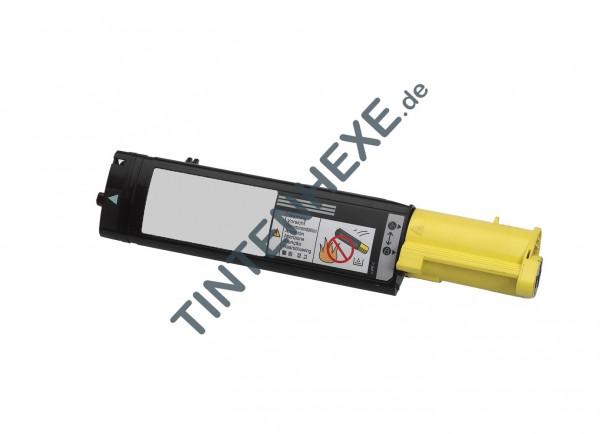 Toner kompatibel zu Epson C1100 C13S050187 Yellow