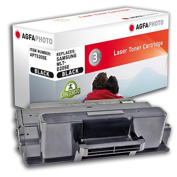 AGFAPHOTO Toner kompatibel zu Samsung MLT-D205E SU951A Black (10.000 S.)