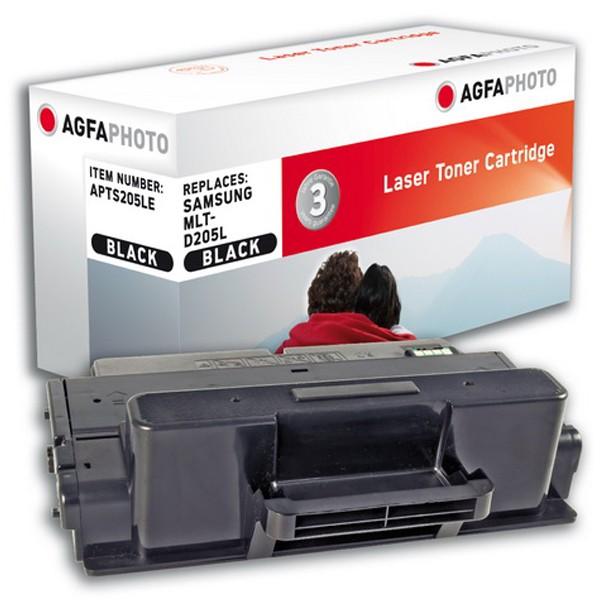 AGFAPHOTO Toner kompatibel zu Samsung MLT-D205L SU963A Black (5.000 S.)