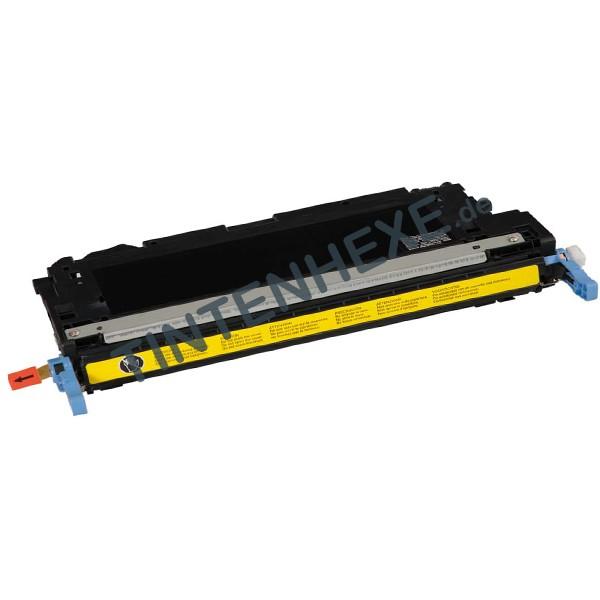 Toner kompatibel zu HP Q7562A 314A Yellow