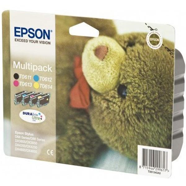 Multipack! Epson T0615-C13T06154010 (4)