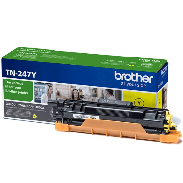 Toner Brother TN-247Y Yellow (2.300 S.)