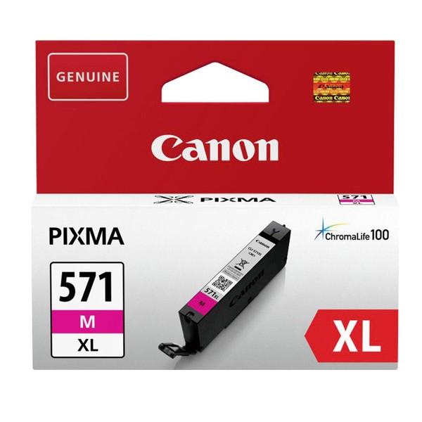 Original Tintenpatronen Canon CLI-571XL 0333C001 Magenta