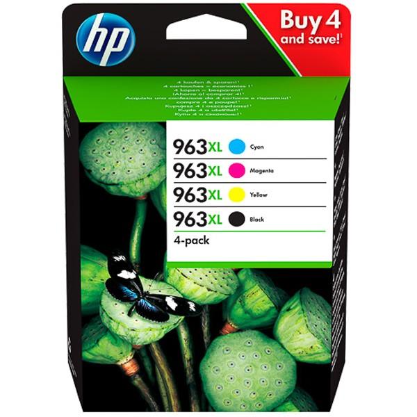 HP 963XL 3YP35AE Multipack Tintenpatronen (4)