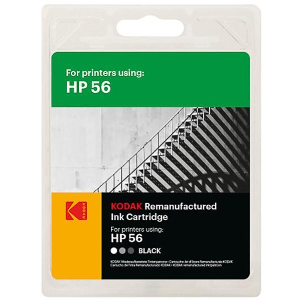 KODAK Tintenpatrone kompatibel zu HP 56 C6656AE Black