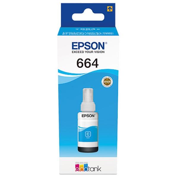 Epson C13T664240 EcoTank 664 Cyan