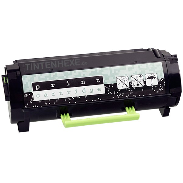 Toner kompatibel zu Lexmark 51B2H00 51B0HA0 Black (8.500 S.)
