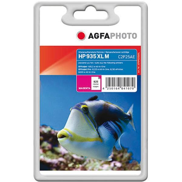 AGFAPHOTO Tintenpatrone kompatibel zu HP 935XL / C2P25AE Magenta