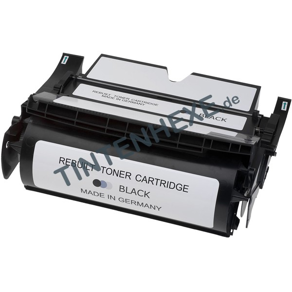 Toner kompatibel zu Lexmark T520 12A6735 Black